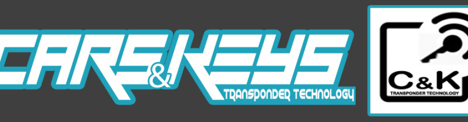 CARS & KEYS - TRANSPONDER TECHNOLOGY
